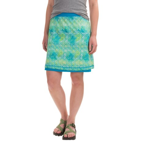 ExOfficio Wanderlux Reversible Printed Skirt - UPF 30 (For Women)
