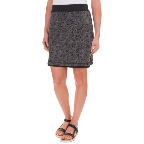 ExOfficio Wanderlux Reversible Skirt - UPF 30 (For Women)