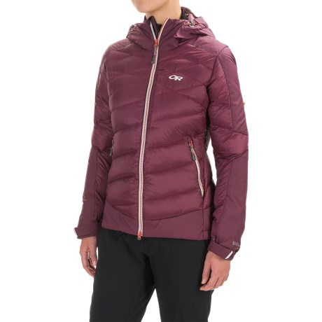Outdoor Research Diode Hooded Down Jacket - Insulated (For Women)