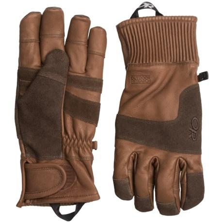 Outdoor Research Rivet Gloves (For Men)