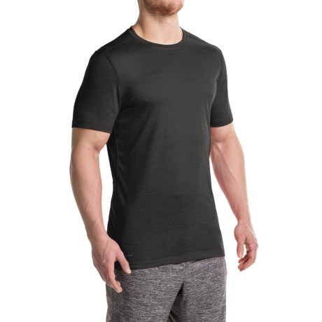 Layer 8 Fleck Heather T-Shirt - Short Sleeve (For Men)