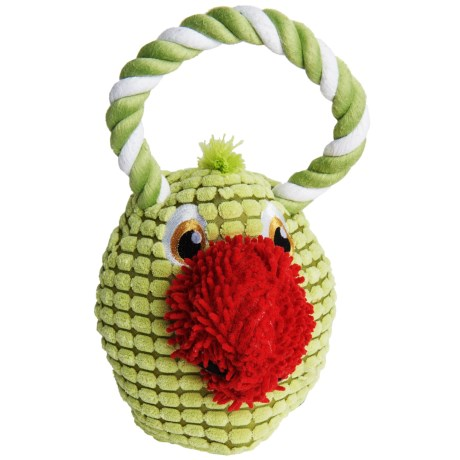 Happy Tails Durables Tug Toss Dog Toy