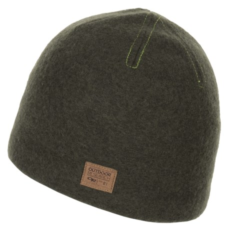 Outdoor Research Whiskey Peak Beanie - Wool (For Men)