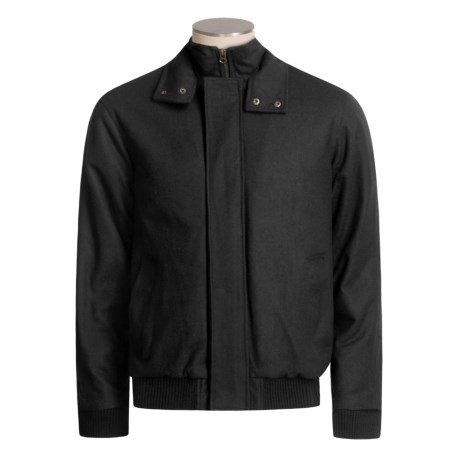 Columbia Sportswear Wool-Rich Bomber Jacket - Insulated (For Men)
