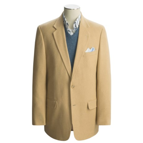 Haspel Camel Hair Sport Coat (For Men)