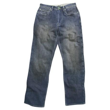 Nat Nast Maverick Fit Jeans (For Men)