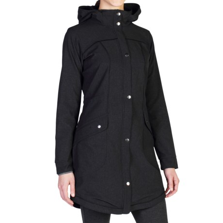 ExOfficio Ometti Trench Coat (For Women)