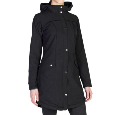 ExOfficio Ometti Trench Coat (For Women)