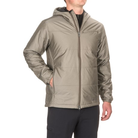 ExOfficio Cosimo Hooded Jacket - Insulated (For Men)
