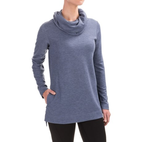 ExOfficio Adana Cowl Tunic Shirt - UPF 30, Long Sleeve (For Women)