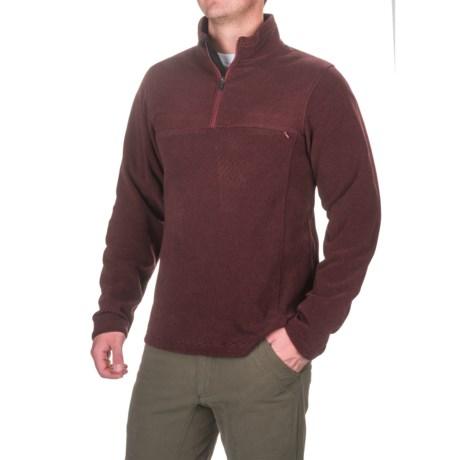 ExOfficio Vergio Shirt - UPF 30, Zip Neck, Long Sleeve (For Men)
