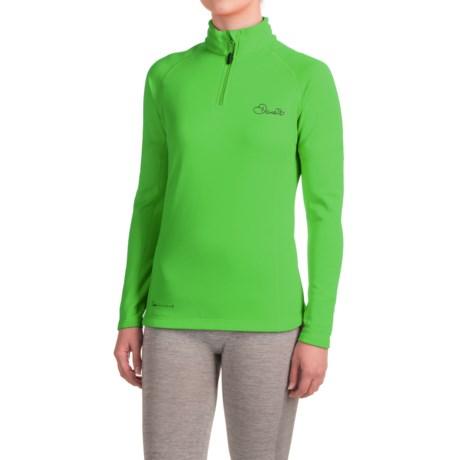 Dare 2b Loveline II Shirt - Zip Neck, Long Sleeve (For Women)