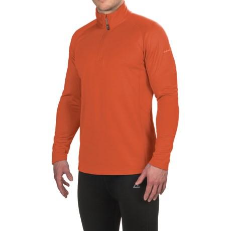 Dare 2b Fuseline 2 Long Sleeve Shirt - Zip Neck, Long Sleeve (For Men)