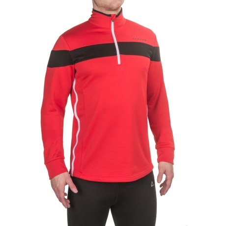 Dare 2b Timeless Core Stretch Shirt - Zip Neck, Long Sleeve (For Men)