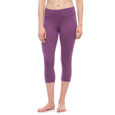 Balance Collection Releve Capri Leggings (For Women)
