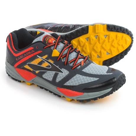 Brooks Cascadia 11 Trail Running Shoes (For Men)