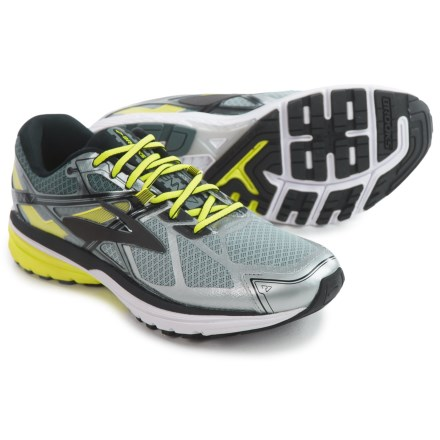 Brooks Ravenna 7 Running Shoes (For Men) in Silver/Nightlife/Black - Closeouts