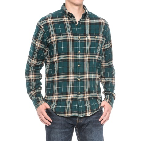 G.H. Bass & Co. Fireside Flannel Shirt - Long Sleeve (For Men)