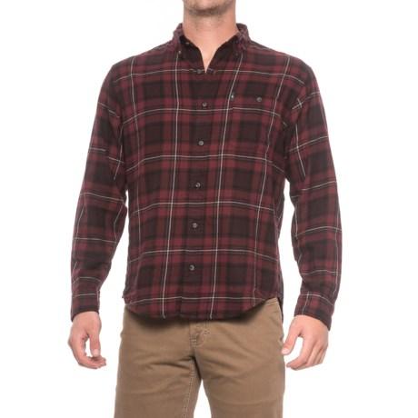 G.H. Bass & Co. Fireside Flannel Shirt - Long Sleeve (For Men)