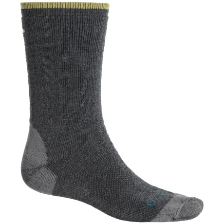 Lorpen T2 Midweight Hiker Socks - Merino Wool, Crew (For Men)