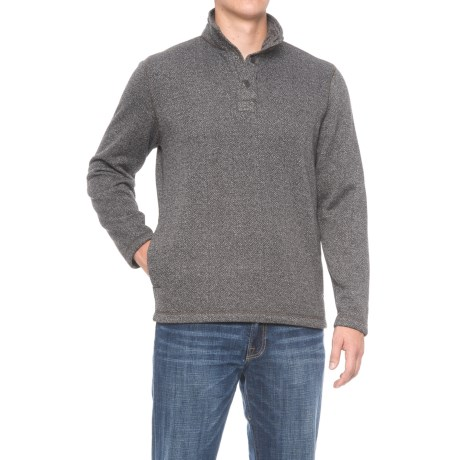 G.H. Bass & Co. Madawaska Fleece Sweater (For Men)