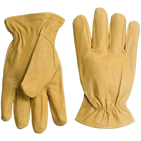 Cordova Grain Cowhide Driver Gloves (For Men)