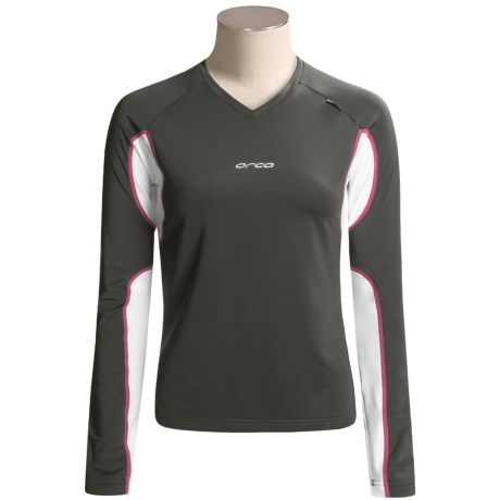 Orca Thermic Shirt - Long Sleeve (For Women)