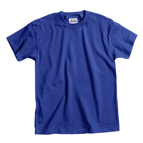 Hanes Comfortsoft T-Shirt - Heavyweight, Short Sleeve (For Youth)