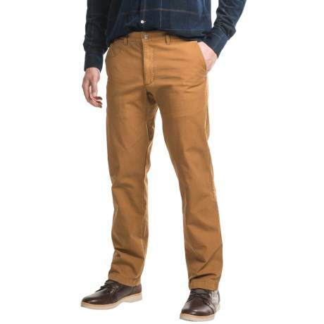 Woolrich Nomad Canvas Pants (For Men)