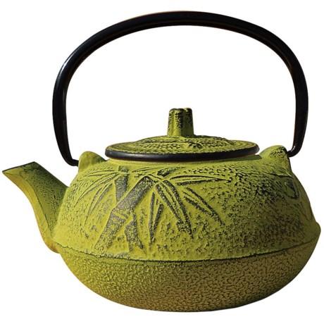 Old Dutch International Cast Iron Teapot - 20 fl.oz.