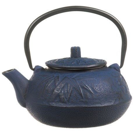 Old Dutch International Cast Iron Teapot - 20 fl.oz.