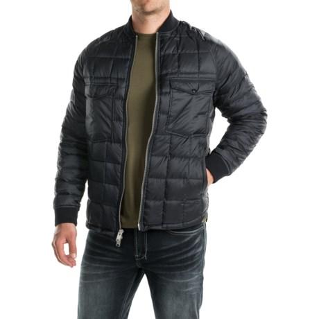 Woolrich Down Rich Shirt Jacket - 650 Fill Power (For Men)