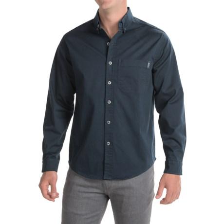 Woolrich Cast Iron Shirt - Long Sleeve (For Men)