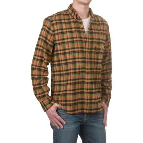 Woolrich Twisted Rich Flannel Shirt - Long Sleeve (For Men)