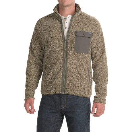 Woolrich Woodland Fleece Jacket (For Men)