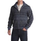 Woolrich Snow Depth Fleece Hooded Jacket (For Men)