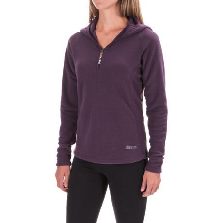 Sherpa Adventure Gear Deepak Fleece Shirt - Zip Neck, Long Sleeve (For Women)