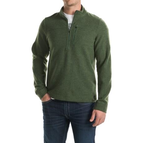 Ibex Scout Jura Sweater - Merino Wool, Zip Neck (For Men)