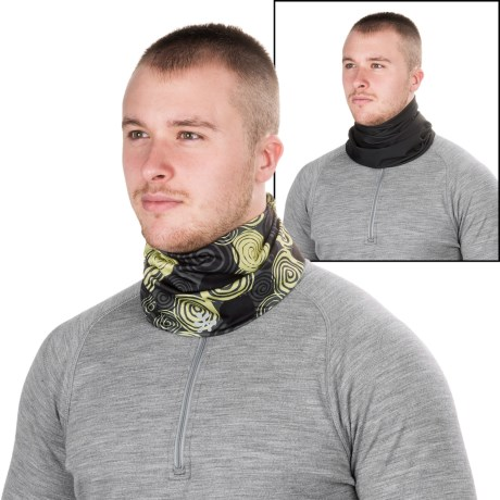 Sauce Frosty Neck Gaiter - Reversible (For Men and Women)