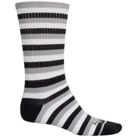 SockGuy High-Performance Socks - Crew (For Men and Women)