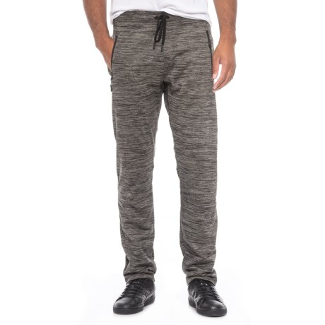Kyodan Heathered Drawstring Waist Joggers (For Men)