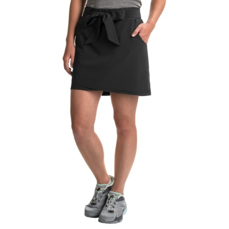 Kyodan Front Tie Walking Skort (For Women)