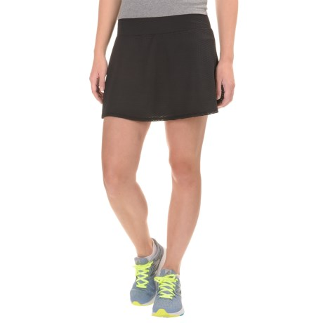 Kyodan Honeycomb Mesh Skort - Built-In Shorts (For Women)