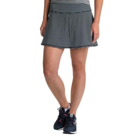 Kyodan Striped Skort - Built-In Shorts (For Women)