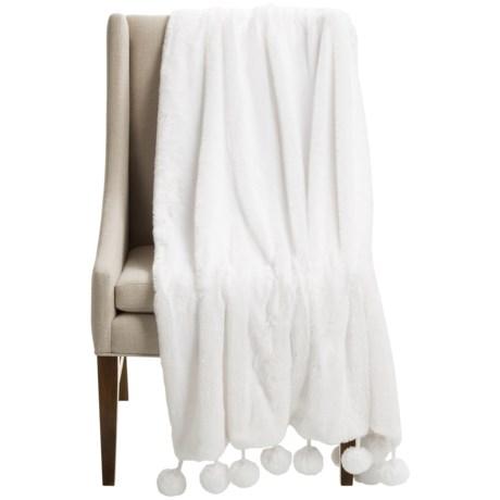 "THRO by Marlo Lorenz Georgina Throw Blanket - 50x60"""
