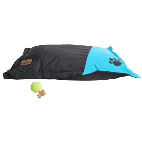 "STUFT Stuft Outdoor Pillow Dog Bed - 36x27"""