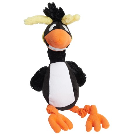 R2P PET R2P Pet Zany Bunch Ziggler Giggler Puffin Toy