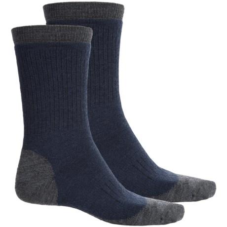 Woolrich Spruce Creek Hiker Socks - 2-Pack, Merino Wool, Crew (For Men)
