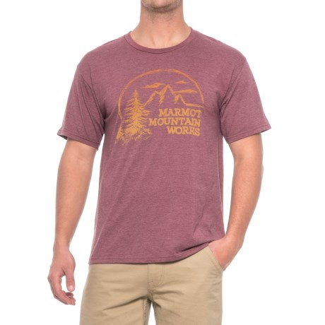 Marmot Halation T-Shirt - Short Sleeve (For Men)