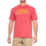 Marmot 74 T-Shirt - Short Sleeve (For Men)
